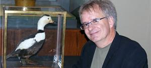 Glen & dead duck