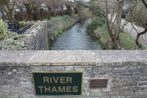 River Thames at Cricklade
