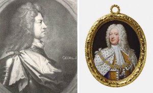 King George I and Prince George II