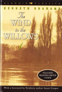 Wind in the Willows by K Graham