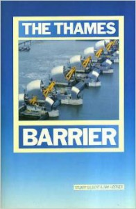 The Thames Barrier by Gilbert and Horner