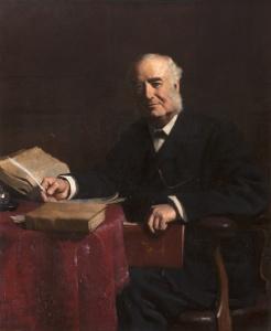 Professor Alfred Newton